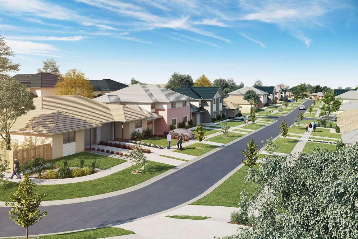 Avonlea Project Hamlyn Terrace