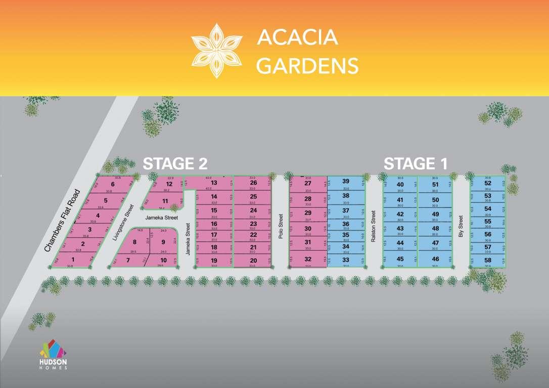 Acacia Garden Estate Logan Reserve