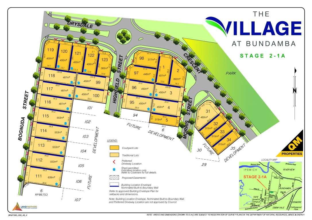 The Village Estate Bundamba