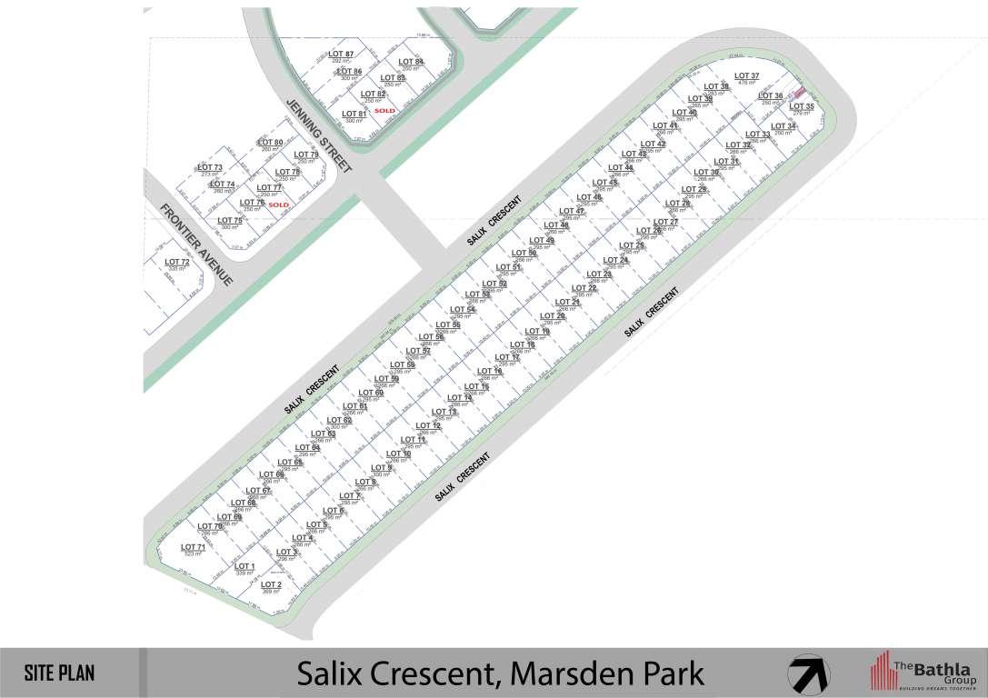 Salix Crescent Project Marsden Park
