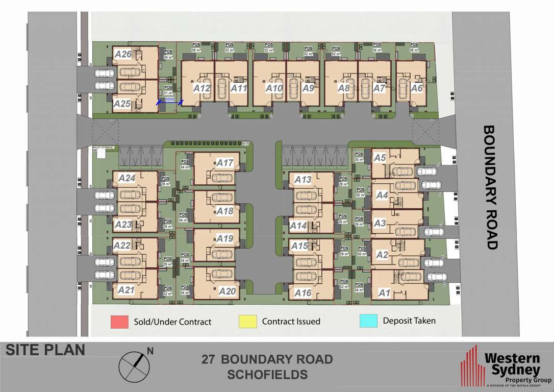 Boundary Road Project Schofields