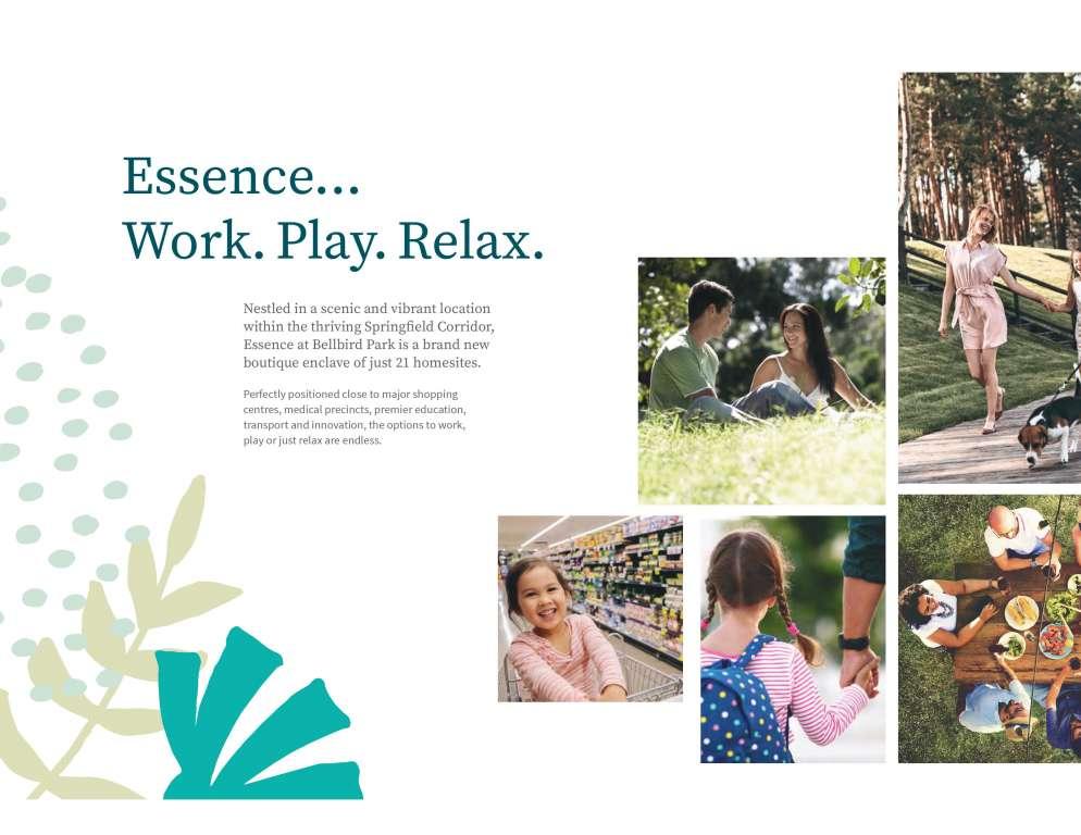Essence Estate Bellbird Park