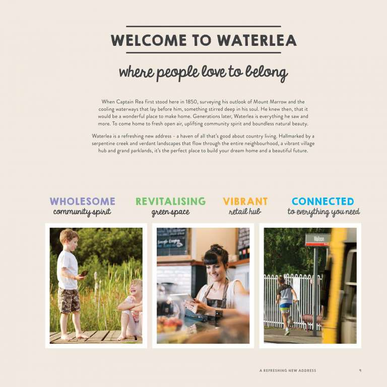 Waterlea Estate Walloon