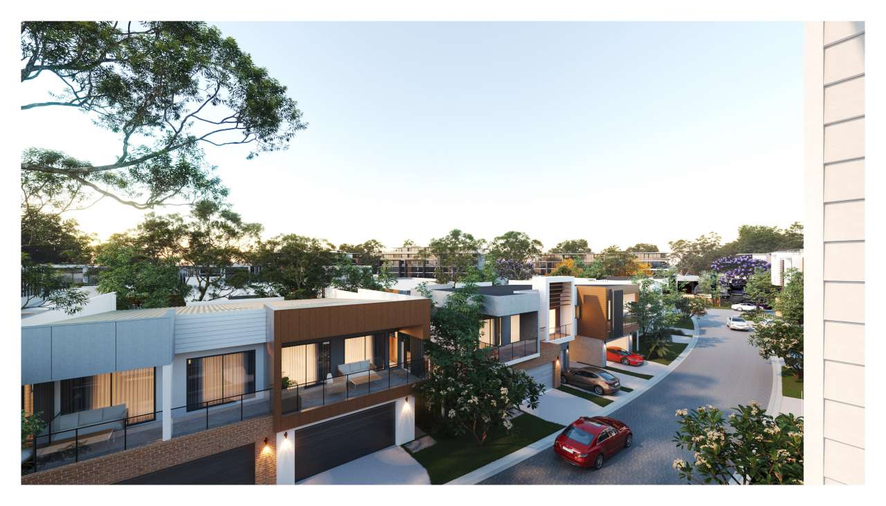 Urbana Residences Project Coomera