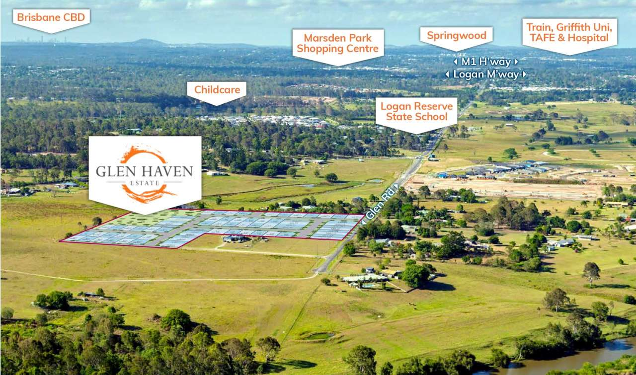 Glen Haven Estate Logan Reserve