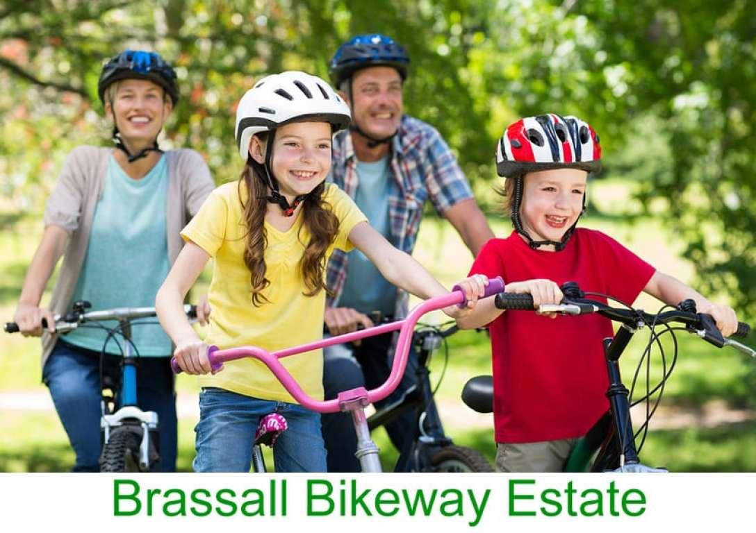 The Bikeway Estate Brassall