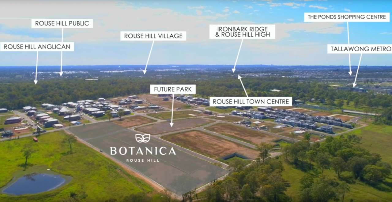 Botanica Estate Rouse Hill