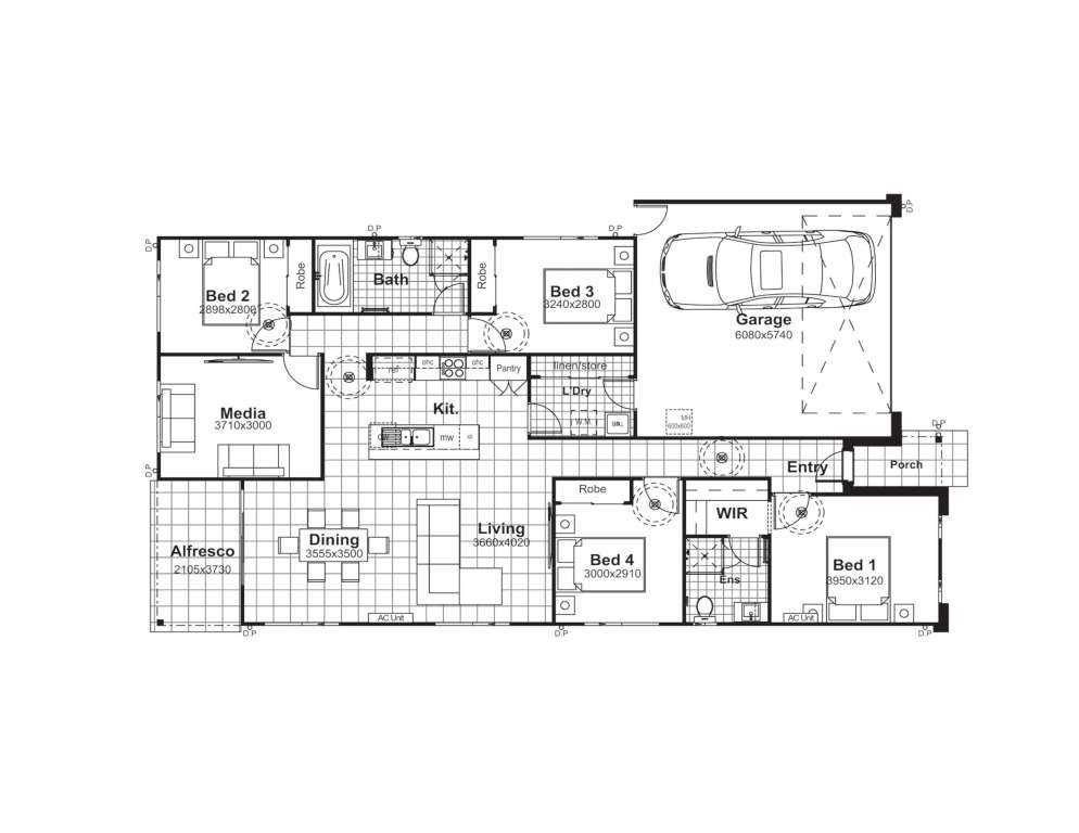 The Outlook Estate Gleneagle
