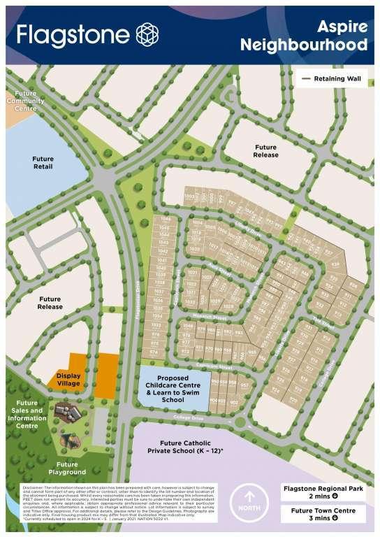 Flagstone Estate Jimboomba