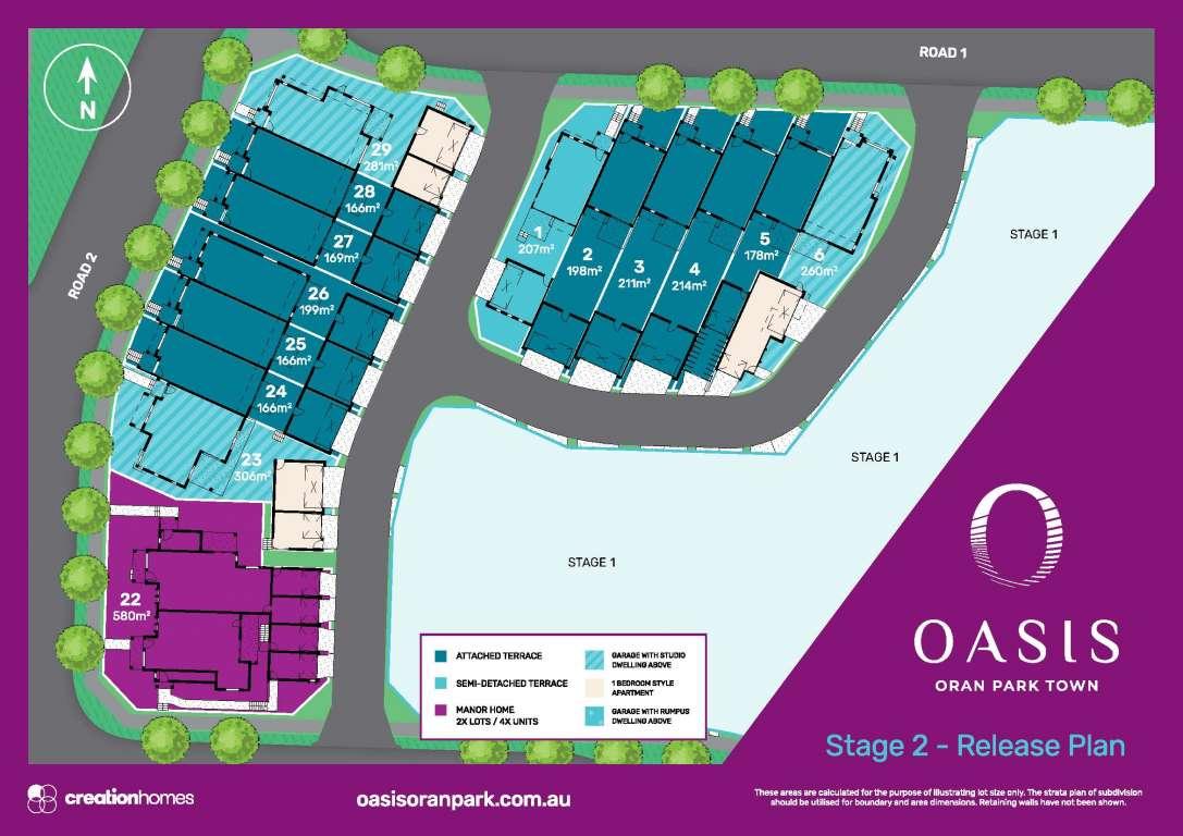 Oasis Project Oran Park