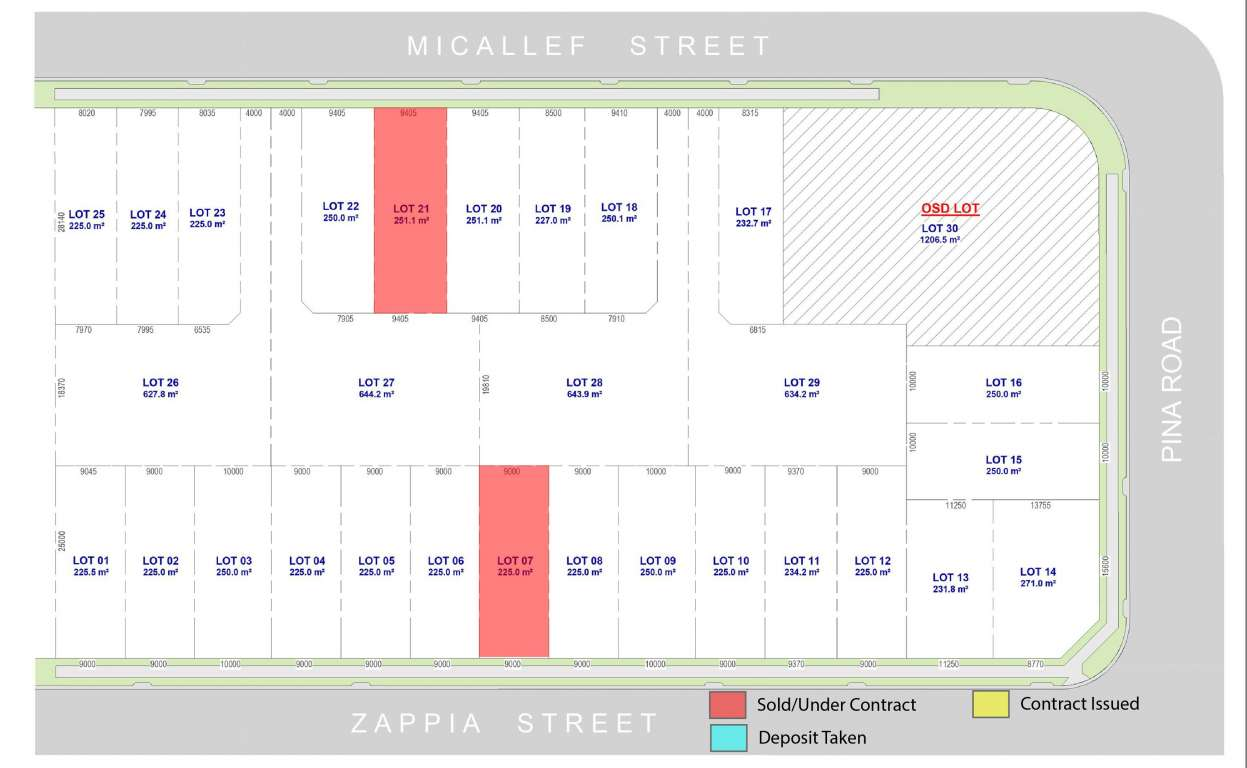 Zappia Street Project Riverstone