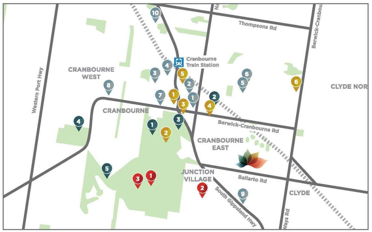 Allanvale Estate Cranbourne East