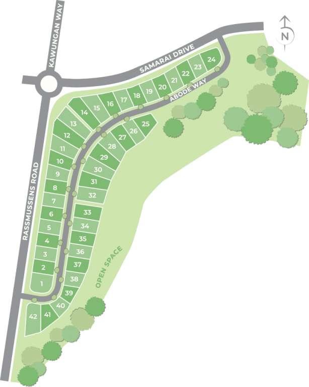 Abode Estate Kawungan