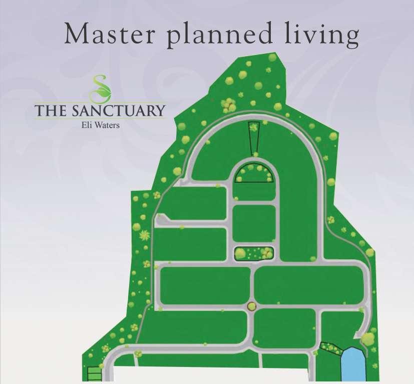 The Santuary Estate Eli Waters