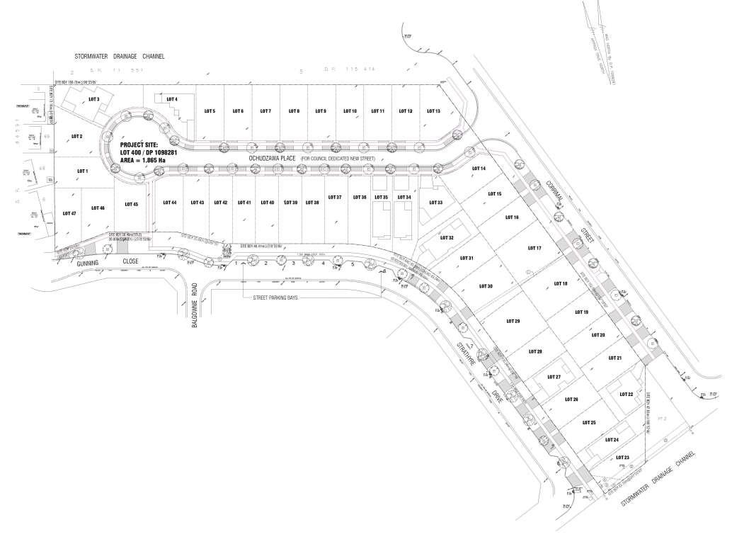 Strathyre Drive Project Preston