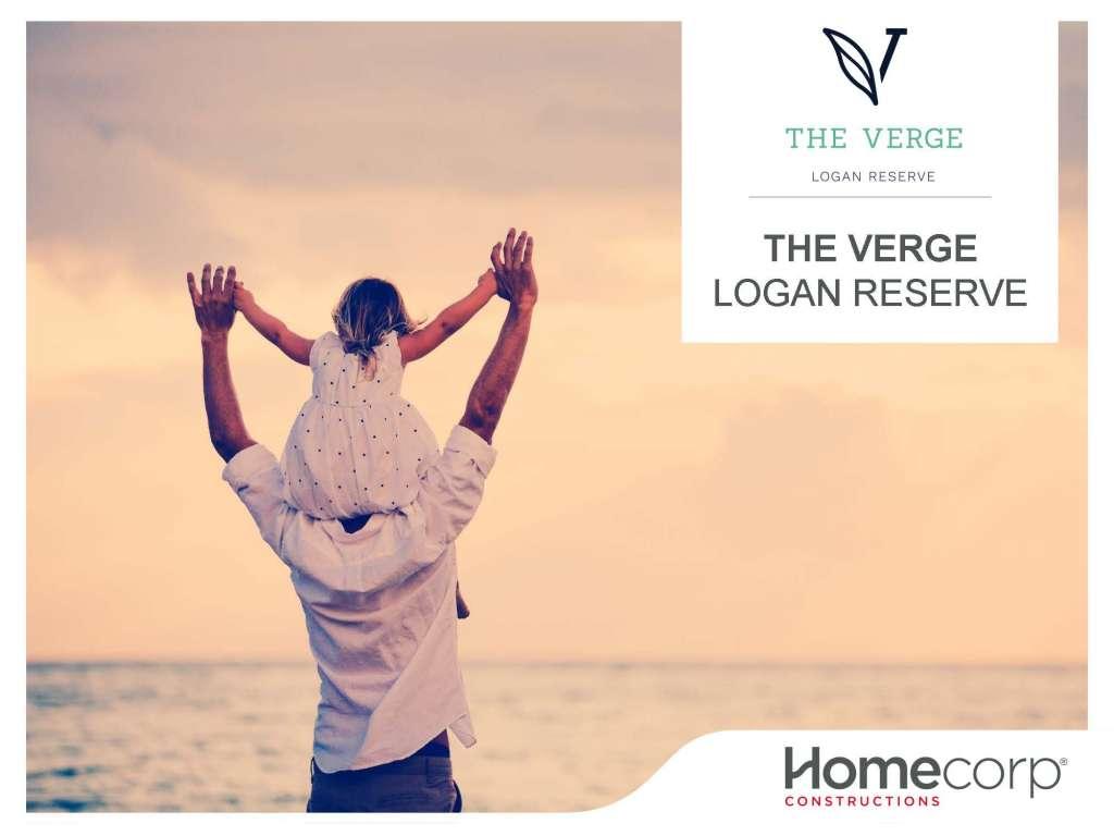 The Verge Estate Logan Reserve