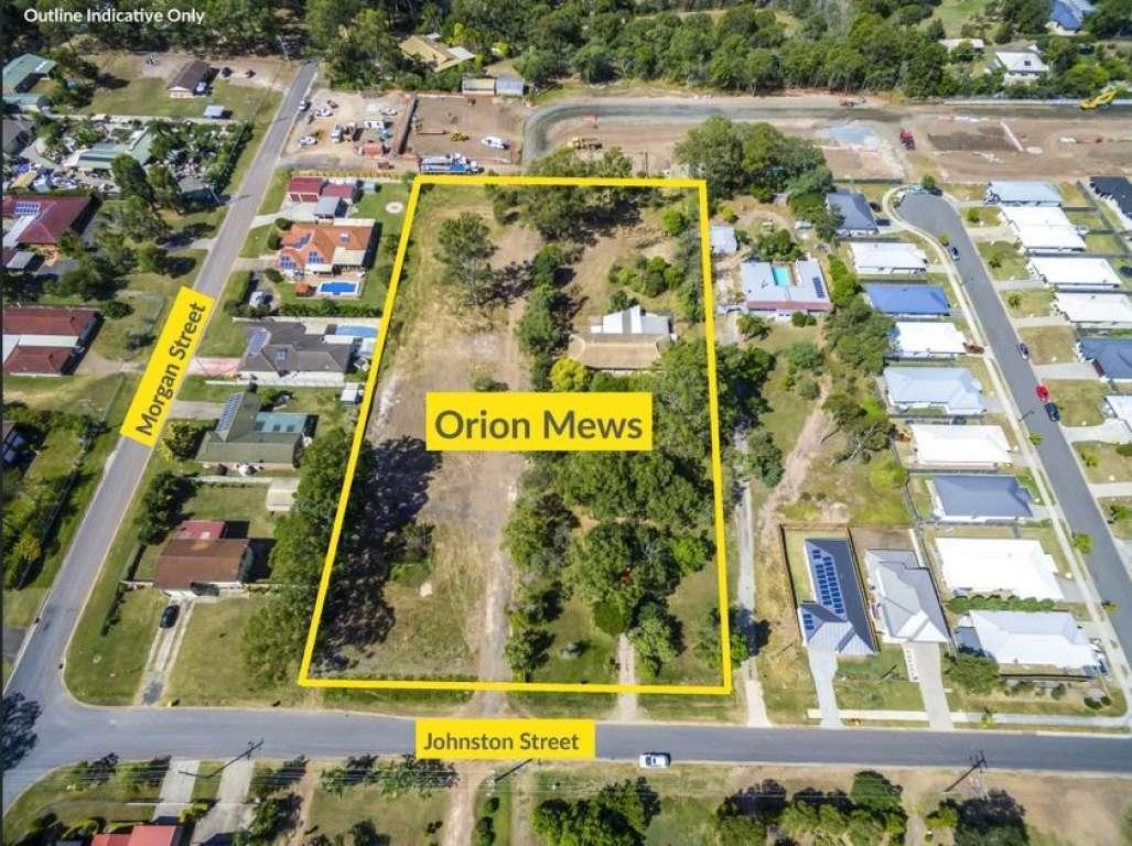 Orion Mews Estate Bellbird Park