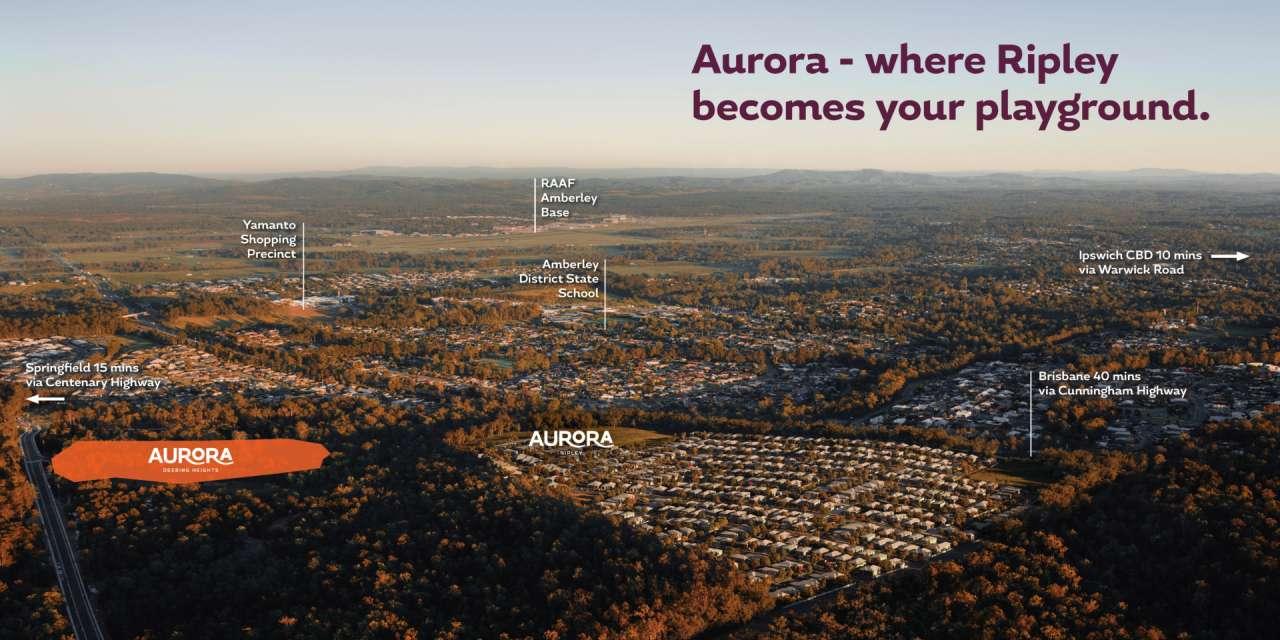 Aurora Estate Ripley